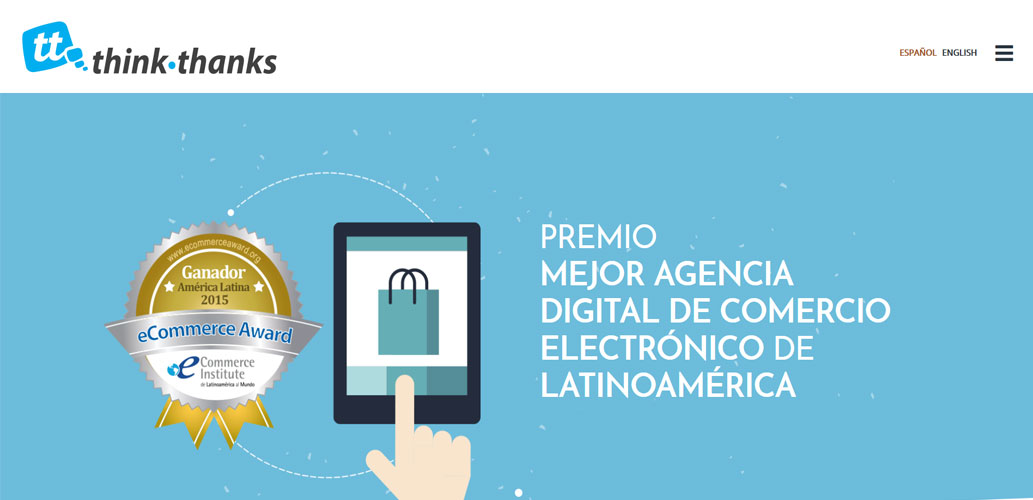 thinkthanks - Las 4 Mejores Empresas de Marketing Digital en Santiago de Chile
